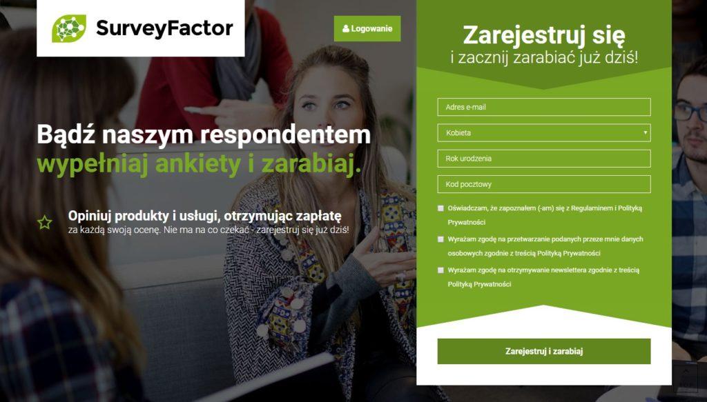 Surveyfactor